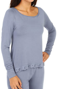 Fleur't Rozaline High-Low Sweater