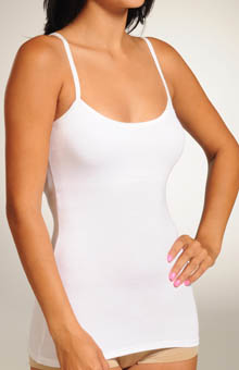 Long Camisole With Shelf Bra