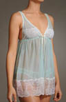 Something Blue Lace Hem Chemise