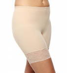 Flexees Fat Free Dressing Lace Thigh Slimmer 1255