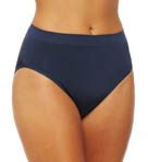 Flexees Everyday Value Seamless 2 Pack Hi Cut Panty 12586