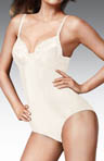Flexees Pretty Shapewear Embroidered Unlined Bodybriefer 1456