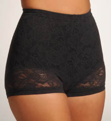 Flexees Fat Free Dressing Lace Boyshort