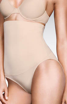 Flexees Fat Free Dressing Hi Waist Brief Panty