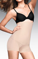 Flexees Fat Free Dressing Hi-Waist Boyshort Panty 2107
