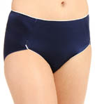 Flexees Decadence Tailored Hi-Cut Brief Panty 2144