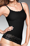 Flexees Fat Free Dressing Lace Trimmed Tank 3666