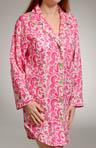 Paisley Hot Pink Sleepshirt