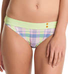Totally Tartan Brief Panty