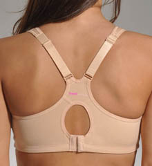 Active Molded Spacer Racerback Sports Bra