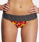 Flamingo Classic Fold Brief Swim Bottom