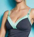 Freya Samba Soft Triangle Tankini Swim Top AS3174