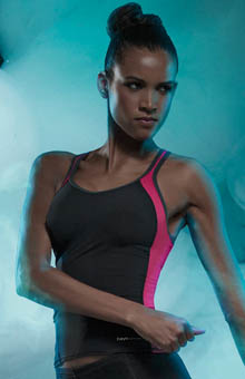 Active Swim Tankini Top