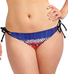 Nambassa Rio Tie-Side Brief Swim Bottom Image