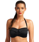 Fever Underwire Bandeau Bikini Swim Top