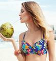 Acapulco Underwire Padded Bikini Swim Top Image