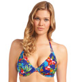 Acapulco Underwire Halter Bikini Swim Top Image