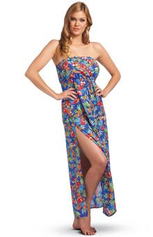 Freya Acapulco Bandeau Maxi Dress AS3346