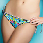 Freya Jitterbug Reversible Tie Side Swim Bottom AS3416
