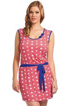 Freya Hello Sailor Belted Jersey Tunic AS3470