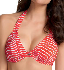St. Louis Underwire Halter Bikini  Swim Top