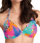 Flashdance Underwire Triangle Bikini Swim Top Image