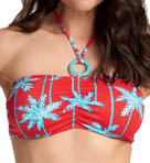 South Pacific Underwire Bandeau Bikini Swim Top