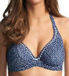 Freya Calamity Underwire Banded Halter Bikini Swim Top AS3587