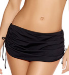 In The Mix Skirted Swim Bottom Brief Image