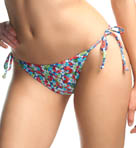 Freya Swimwear Valentine Reversible Tie-Side Brief Swim Bottom AS3630