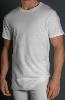 Crew Neck T-Shirt 3 Pack