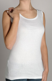 Fruit Of The Loom Ladies' Cotton Ribbed Tank - 2 Pack