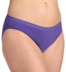 Fruit Of The Loom Ladies Cotton Bikini Panty - 3 Pack 3DBIKAS