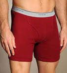 Fruit Of The Loom 4 Pack Basic Boxer Brief 4EL761C