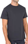 Assorted Color Crew Neck T-Shirts - 4 Pack