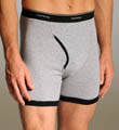 Fruit Of The Loom Big Man Ringer Boxer Briefs - 4 Pack 4REL1CX