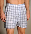 Big Man Patterned Woven Boxers - 3 Pack Image