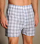 3 Pack Patterned Big Man Woven Boxer