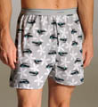 Fruit Of The Loom Woven Boxer with Exposed Waistband Big Man 3 Pack 550X