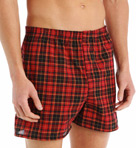 Fruit Of The Loom Woven Boxer Big Man 3 Pack 590X