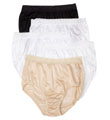Fruit Of The Loom Ladies Nylon Brief Panty - 5 Pack 5DN2201