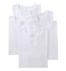 Fruit Of The Loom 5 Pack V-Neck T-Shirts 5P2525V