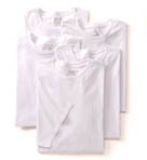 Big Man Core 100% Cotton Crew T-Shirts - 5 Pack
