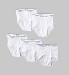 Fruit Of The Loom 5 Pack Boys Fashion Briefs 5P46BPS