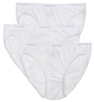 Fruit Of The Loom Ladies Cotton Bikini Panty - 3 Pack D20530