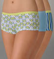Fruit Of The Loom Cotton Hipster Panty 3 Pack DC24004