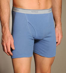 2 Pack Basic Boxer Brief