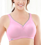 Seamless Soft Cup Sports Bra