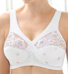 Glamorise Magic Lift  Full Figure Support Bra 1015
