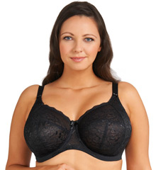 Rose Banded Underwire Bra